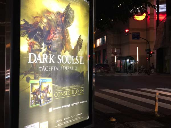 Bandai digital gaming Dark Souls III
