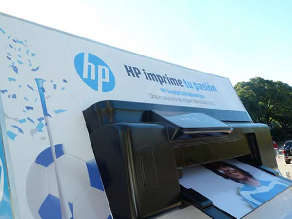 HP design activation