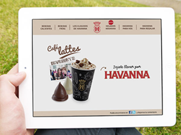havanna mobile app