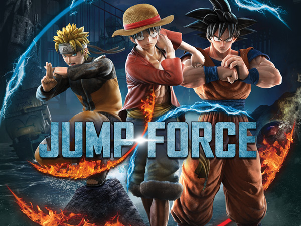 Jump Force Launch Campaign